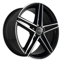 AC-515 Black Pol 002850 Mercedes Benz S (W220 1998-2005)/