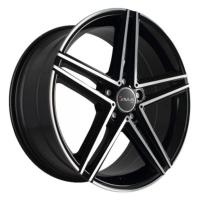 AC-515 Black Pol 002959 Mercedes Benz Vito Tourier (639/4, 2014-)/