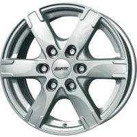 Alutec Titan Silver Mitsubishi Pajero V80 Short (2007-)/