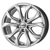 Alutec W10 polar-silver Volkswagen Touran (2015.09-)/
