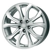 Alutec W10 Silver ECE Volkswagen Touran (2015.09-)/
