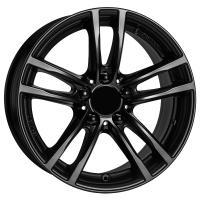 Alutec X10 Black Volkswagen Touran (2015.09-)/
