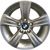 BMW Original Silver BMW 3 (E90, 2006-2012)/