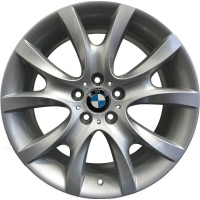 BMW Original Silver BMW X5 (F15 2014 -2018.11)/