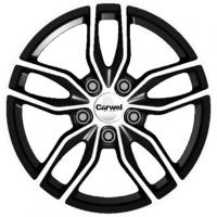 Carwel Epsilon Black Pol Volkswagen Polo Cross (2009-)/