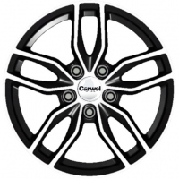 Carwel Epsilon Black Pol Volkswagen Touran (2015.09-)/