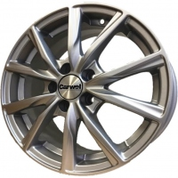 Carwel Gamma Silver Volkswagen Polo Cross (2009-)/