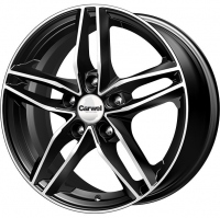 Carwel Tau Black Polished Toyota Verso (AR2, 2009-)/