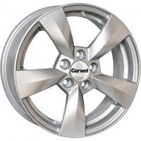 Carwel Tulos Silver Volkswagen Polo Cross (2009-)/