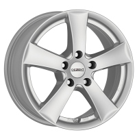 Dezent TX Silver Opel Zafira Tourer 5x115 (2012-)/