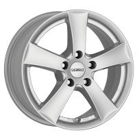Dezent TX Silver Toyota Corolla 5x114.3 (2014.01-)/