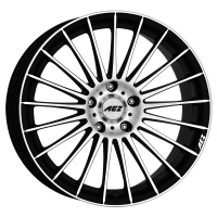 Disks AEZ Valencia dark Peugeot Partner (7*/B9, 2008-)/
