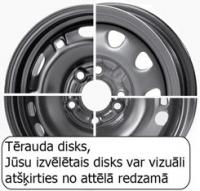 Disks KFZ PEUGEOT MONTĒTS Peugeot Boxer 5x118 (2006-2013)/