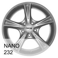 Disks Nano 232 Silver Array Array