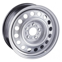 Dzelzs Silver (RSTEEL) Smart ForTwo (2014-)/
