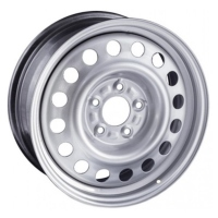 Dzelzs Silver (RSTEEL) Volkswagen UP Cross (2012 -)/