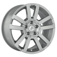 Fondmetal 7700 Silver Toyota Landcruiser V8/200 (J20, 2008-)/