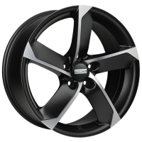 Fondmetal 7900 Black Mach Volkswagen Tiguan Allspace (2017.12-)/