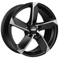 Fondmetal 7900 Black Mach Volkswagen Touran (2015.09-)/