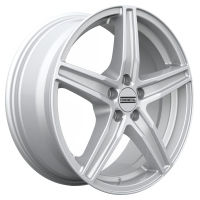 Fondmetal 8100 Glossy Sil Opel Zafira Tourer 5x115 (2012-)/