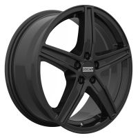 Fondmetal 8100 Matt Black Opel Zafira Tourer 5x115 (2012-)/