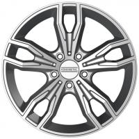 Fondmetal Alke Gl Silver Volkswagen Touran (2015.09-)/
