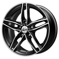 iFree MSKV Black Polished Toyota Verso (AR2, 2009-)/