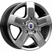 KIK Ellada Dark Platinum Renault Traffic (JL, 2001-2014.06)/