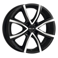 MAK Antibes 4 Black Mirr Peugeot Partner (B9, 2008-2018.05)/