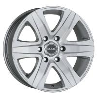 MAK Stone6 W Silver Toyota Ranger (1999-2006)/