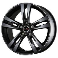 MAK Zenith Mat Black Volkswagen UP Cross (2012 -)/