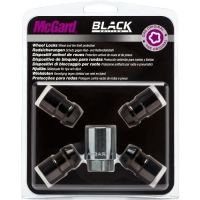 McGard safety Nuts BLACK Array Array