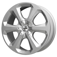MOMO Hexa Silver Volkswagen Touareg (V6, V8, V10, 2010-2018.06)/