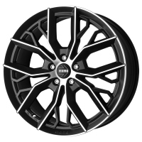 Momo Massimo Mat.Blk. DC Volkswagen Touran (2015.09-)/