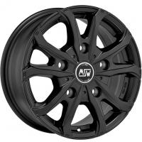 MSW 48 Van Matt Black Volkswagen Crafter (2017-)/