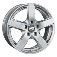 MSW 55 Silver Volkswagen Touareg (R5, 2.5TDI, 2003-2010)/