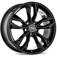MSW 71 Gloss Black Volkswagen Touran (2015.09-)/