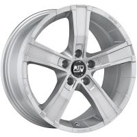 MSW Sahara 5 Silver Volkswagen Touareg (R5, 2.5TDI, 2003-2010)/