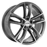 Nano BK5126 Grey Polished Volkswagen Sharan II (7N, 2010-)/
