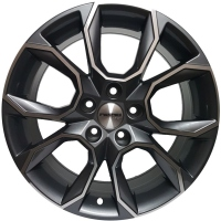 Nano BK5278 Grey polished Volkswagen Touran (2015.09-)/