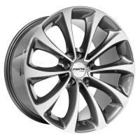 Nano BK845 Grey Polished Opel Insignia (2009-2017.04)/
