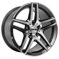 Nano BK967 Grey Polished Mercedes Benz SLK/SLC (172 2011-2015)/