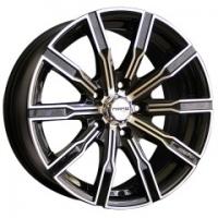 Nano YU3170 Black Polish. Opel Zafira Tourer 5x115 (2012-)/