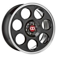 OZ Racing Anniv45 Blk DC Volkswagen Touran (2015.09-)/