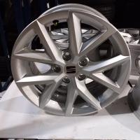 Seat Leon OE Silver USED Volkswagen Touran (2015.09-)/