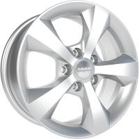 SKAD Koln Silver Volkswagen Touran (2015.09-)/
