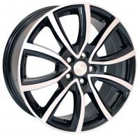 SKAD Ontario Black Polish Volkswagen Touran (2015.09-)/