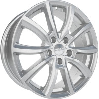 SKAD Ontario Silver Volkswagen Touran (2015.09-)/