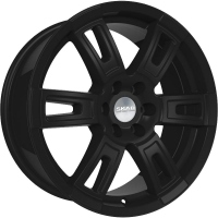 SKAD Top Matt Black Mitsubishi Pajero V80 Short (2007-)/