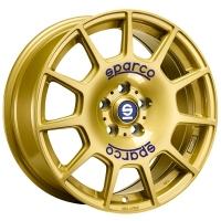 Sparco Terra Gold Blu Let Toyota Prius (2004-2015)/